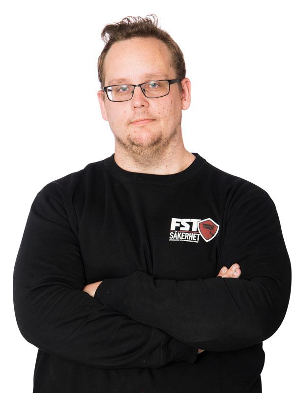 Esbjörn Halsius - Sakkunnig om Brandlarm och Säkerhet - FST Säkerhet
