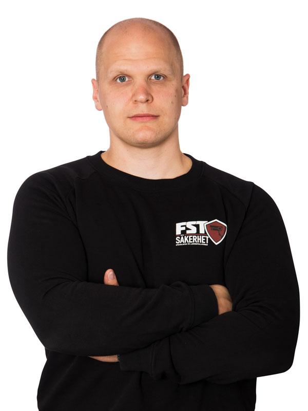 Mathias Salo - VD - FST Säkerhet