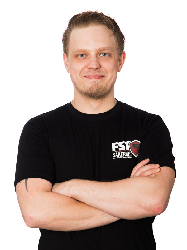 Daniel Lundin - Projektledare Stockholm - FST Säkerhet
