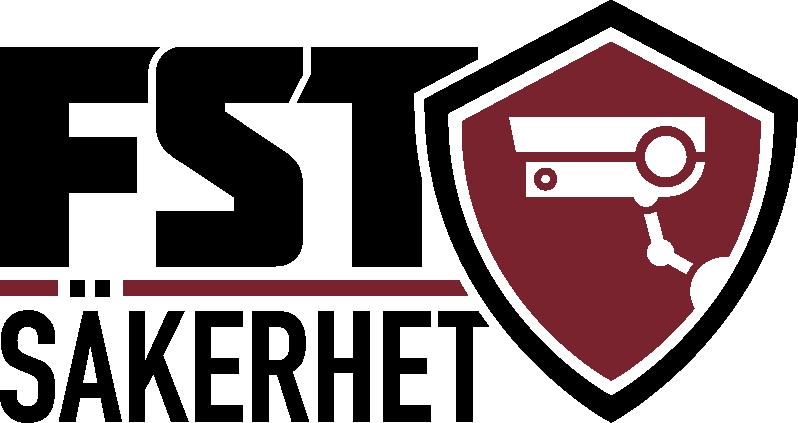 Transparent logo - FST Säkerhet
